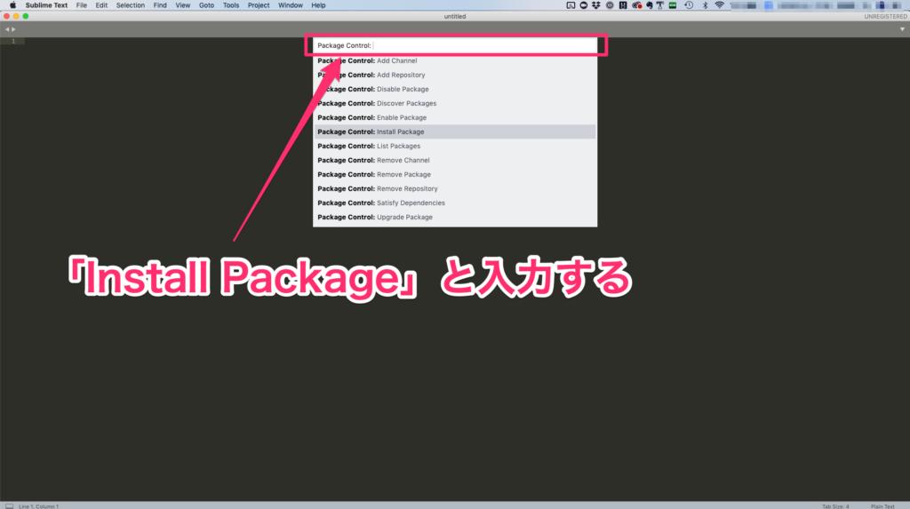 HTML,CSSマークアップ】Mac に Sublime Text 3 をインストールして、日本